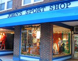 John's Sport Shop 38 Main Street Gardner