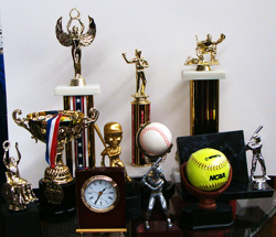 personalized trophies