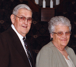 John and Theresa LeBlanc